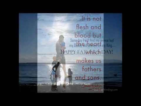 Happy Fathers Day Quotes Greetings Wishes