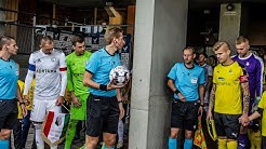 Ottelukooste: KuPS - Legia 0-0