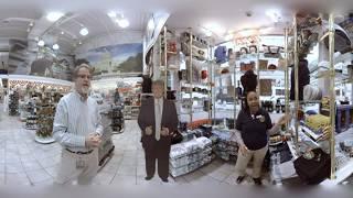 360: Washington Welcome Center Souvenir Shop (C-SPAN)