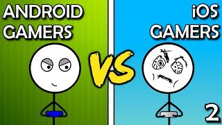 Android Gamers Vs Ios Gamers  Here We Go Again