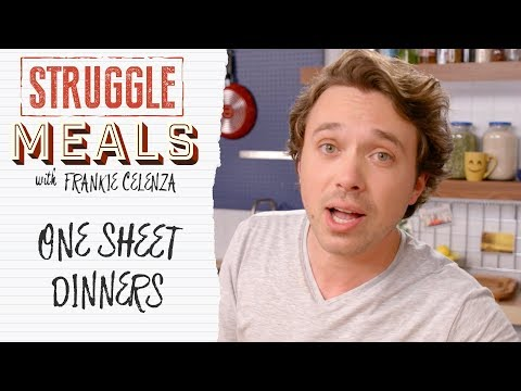 Sheet Tray Dinners | Struggle Meals