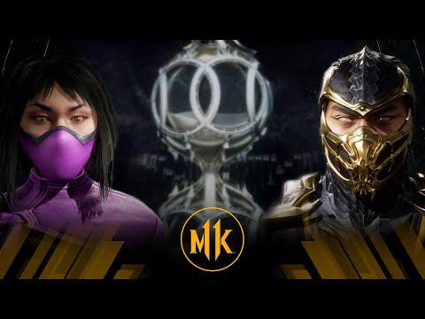 Download Mortal Kombat 11 - Mileena Vs Scorpion (Very Hard)