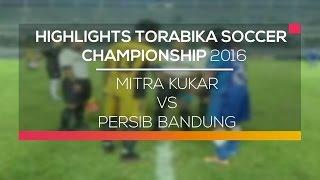 Video Gol Pertandingan Mitra Kukar vs Persib Bandung