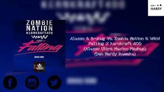 Falling X Kernkraft 400 (Alesso Ultra Mexico Mashup/Dan Hardy Remake) #ULTRAMEXICO