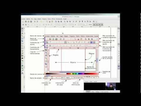 inkscape diseño vectorial 1