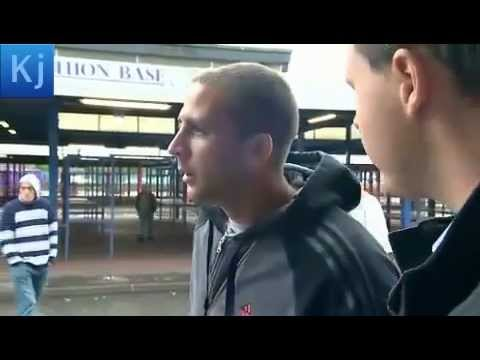 UK Riots: Anger After Riots In Manchester And Salford