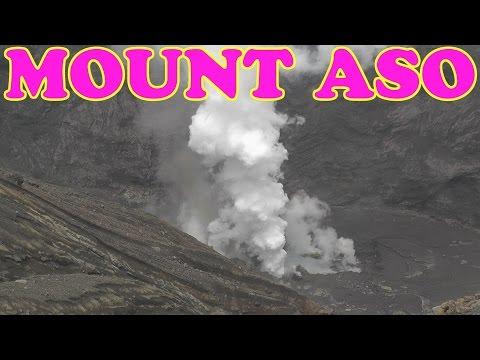 Mount Aso, Kumamoto - 阿蘇山 - Japan As It Truly Is