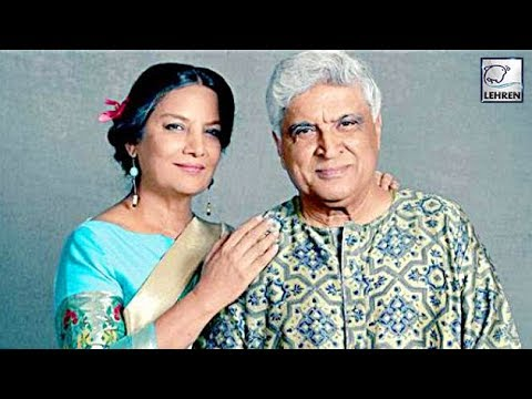 How Javed Akhtar TIED THE KNOT With Shabana Azmi