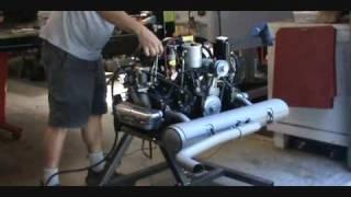 912 Engine 1st Start & Break-in Run