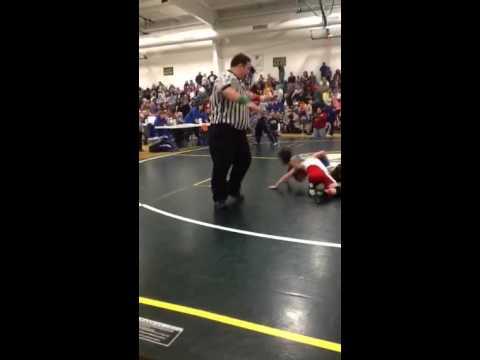 Wesley wrestling 2014 season