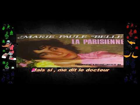 Marie Paule Belle    La Parisienne karaoké