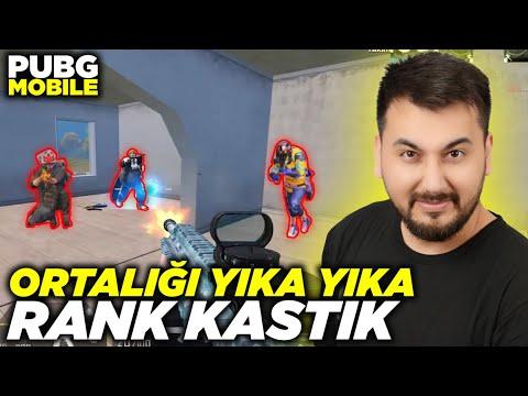Download ORTALIĞI YIKA YIKA RANK KASTIK / PUBG MOBILE
