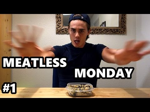 Meatless Monday Made EASY: 'The Holy Trinity'