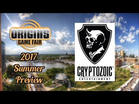 Summer Preview - Cryptozoic Entertainment (Attack on Titan)