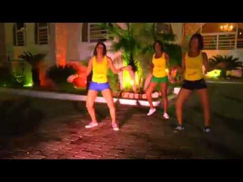 Raram No Limit - Parèt Tout Kò'w  (Kanaval 2014) Video