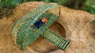 Bamboo Roundhouse