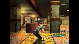 X-Squad - Gameplay PS2 HD 720P (PCSX2)