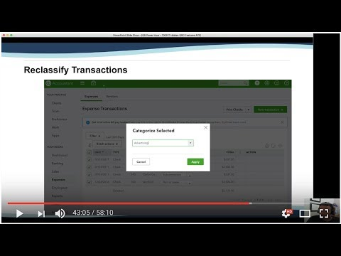 QB Power Hour - Hidden and Lesser Known QuickBooks Online Features