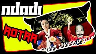 NDADI - Jahanam (Lirik Lagu) Hip Hop Edited By Topix