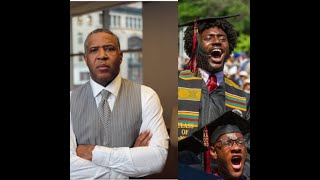B.!@ck ALPHA MALE wipes out 40 million dollars in HBCU debt! - Vicki Dillard