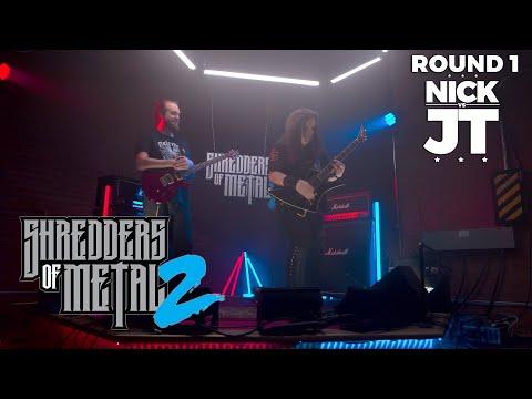SHREDDERS OF METAL 2 | Episode 3: NICK VS JT episode thumbnail