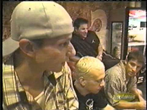 98 Degrees Nickelodeon All That Tour *Nick'sclusive* Pt1