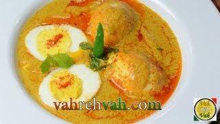 Egg Korma - By VahChef @ VahRehVah.com