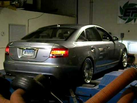 2008 audi s6 v10 dyno run youtube. Black Bedroom Furniture Sets. Home Design Ideas
