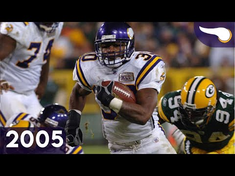 Vikings vs. Packers (Week 11, 2005) Classic Highlights