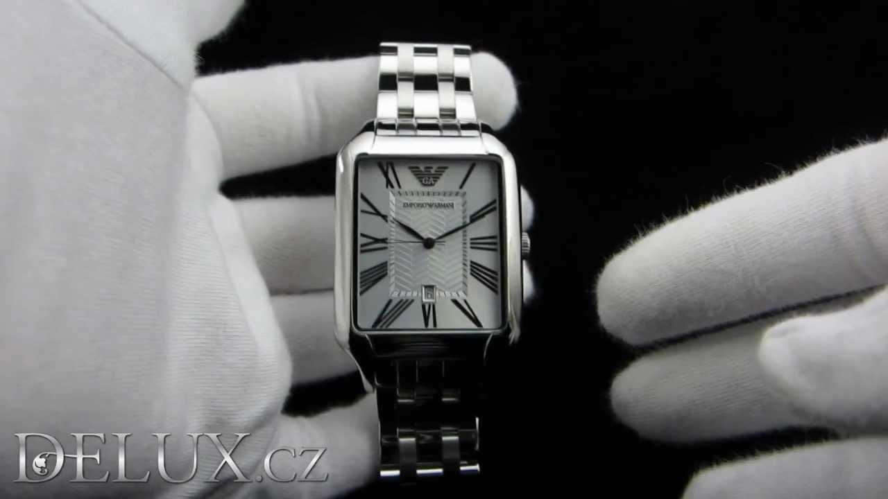 Pánské hodinky Emporio Armani  3e8d8f2013