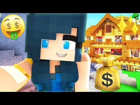 THE RICHEST MANSION IN TOWN! | Krewcraft Minecraft Survival | Episode 13