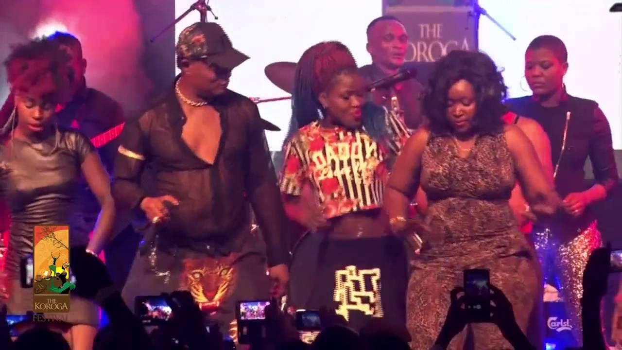 koffi olomide delivers epic performance sold