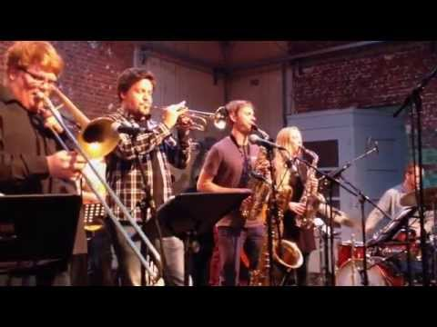 Paal Nilssen-Love Large Unit - Ana (Live @ Zuiderpershuis, Antwerp, May 3th 2015)