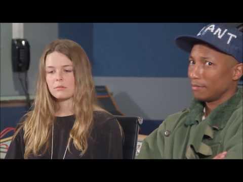 Maggie Rogers - folk (Pharrell's feedback)