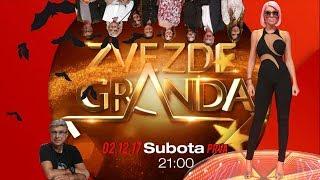 JELENA KARLEUSA // najava: Zvezde Granda / 02.12.17