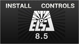 GTA 4 ELS V8.5 Install Tutorial, Controls Demonstration