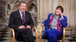 An Interview Mrs Norma Herrmann, wife of Bernard Herrmann & good friend Howard Blake OBE