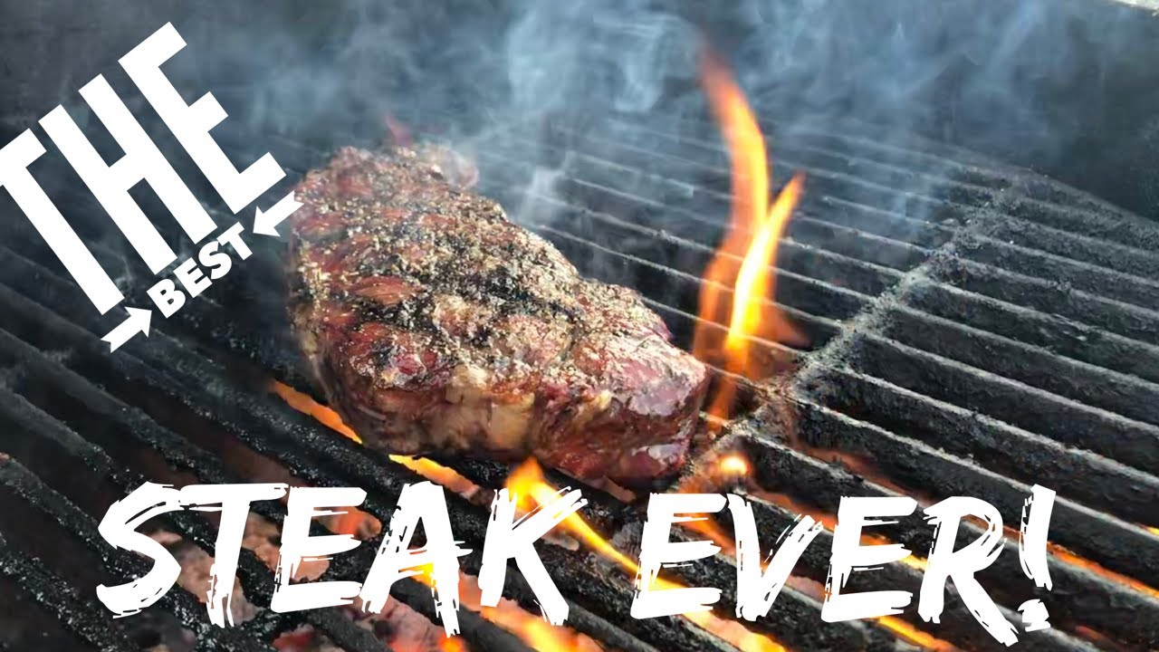 Is this the best steak ever?!?