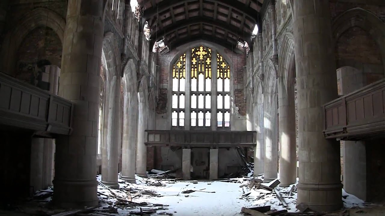 Abandoned Church abandoned church and post office - youtube