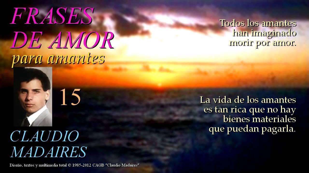 Frases De Amor Para Amantes 2: FRASES DE AMOR PARA AMANTES (15)