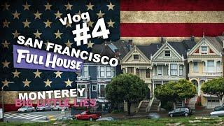 USA vlog #4 | SAN FRANCISCO | MONTEREY | DOOKOŁA JESIEŃ, A NASTROJE IŚCIE WIOSENNE :D