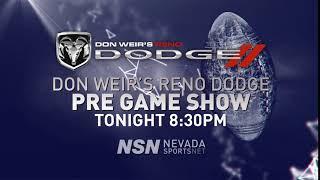 DW Reno Dodge Pre Game Show PROMO 10