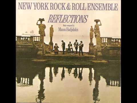 """Μάνου Χατζιδάκι:REFLECTIONS""""NewYorkRock&Roll Ensemble"""""""