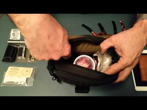 Product Review: A small utility bag for storing your pipe smoking gear when you travel