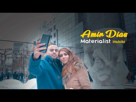 Materialist  Habibi - Amir Dias (Video Music Exclusive) امير دياس - ماتيرياليست 1080 hd (فيديو كليب)