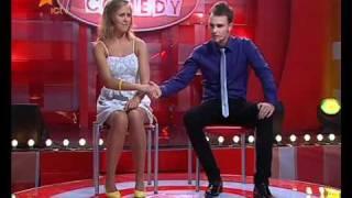 Real Comedy - Дуэт Любовь - Родственник - Русский мужик