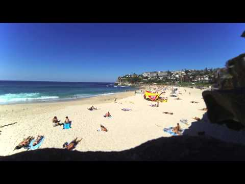 Bronte Beach Eastern Suburbs Sydney Time-Lapes AM