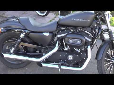 Harley Davidson Iron 883 - HQ Sound