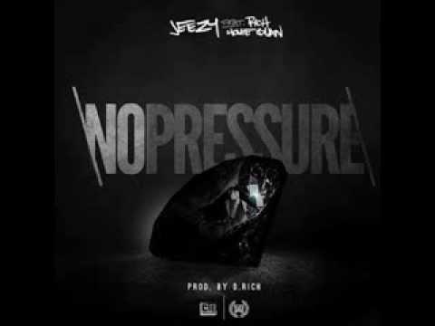 Young Jeezy Ft. Rich Homie Quan- No Pressure (Lyrics On Screen) & (Description)