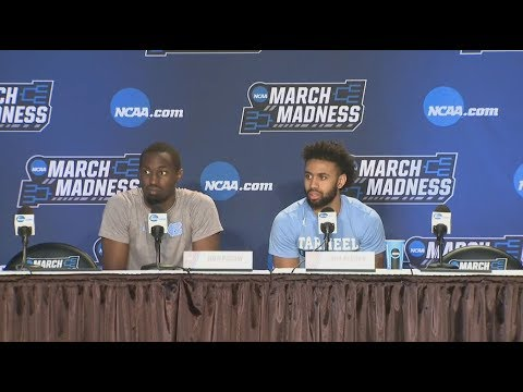 UNC Men's Basketball: Berry, Pinson pre-Lipscomb Press Conference